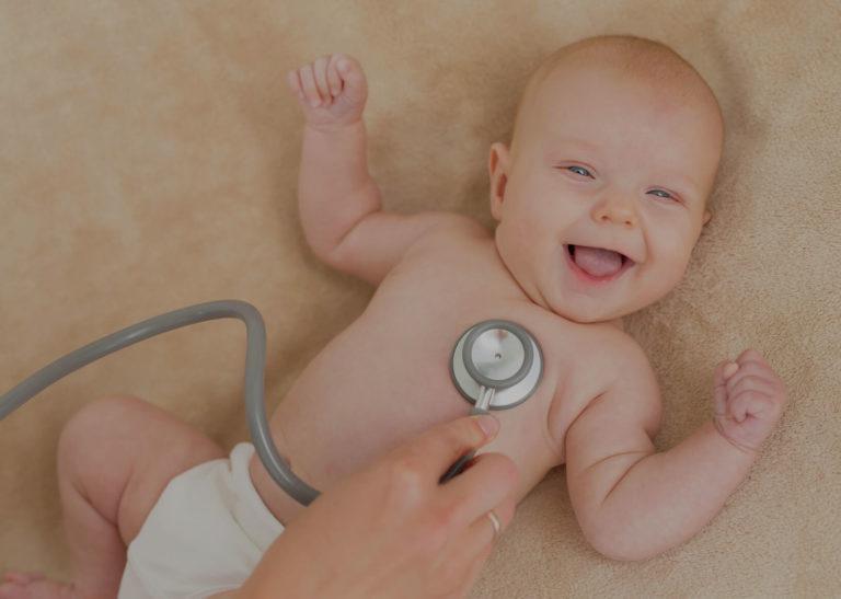 Les rendez-vous de bébé chez le pédiatre