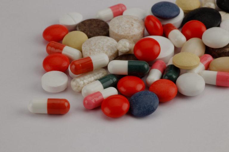 Gélules médicament