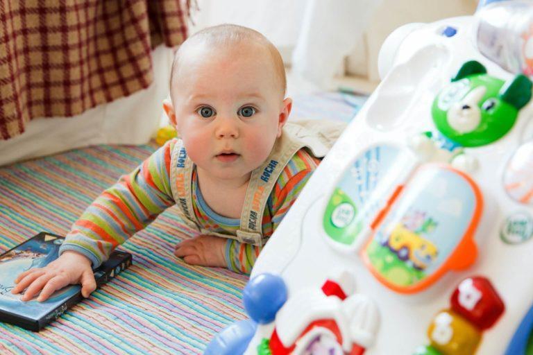 risque domestique bébé