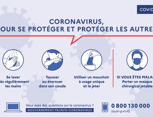 Coronavirus en France : quelles précautions face au Covid-19 ?