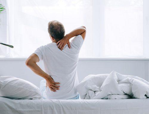 Comment soulager un mal de dos naturellement