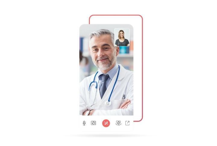 application téléconsultation médicale