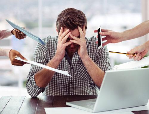 Les symptômes du burn out ou épuisement professionnel