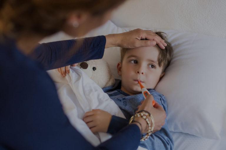 Fièvre chez l'Enfant : Quand la chaleur lui monte à la tête ...