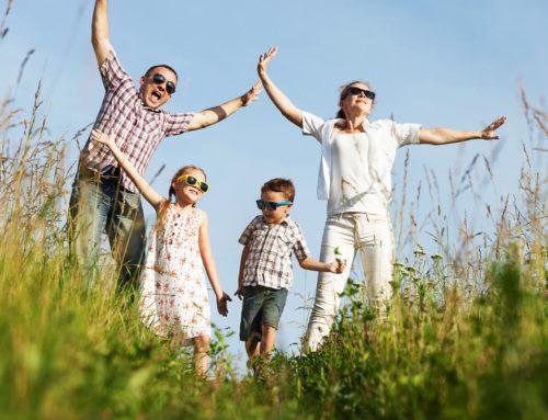 Parents actifs : les 5 bons réflexes santé pour «assurer»