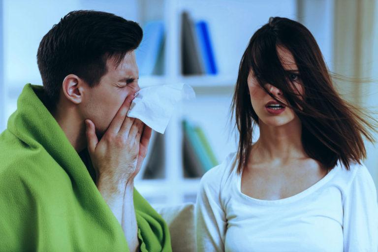 quoi faire face à la grippe