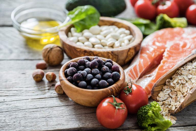 Aliments bons pour le coeur et les artères