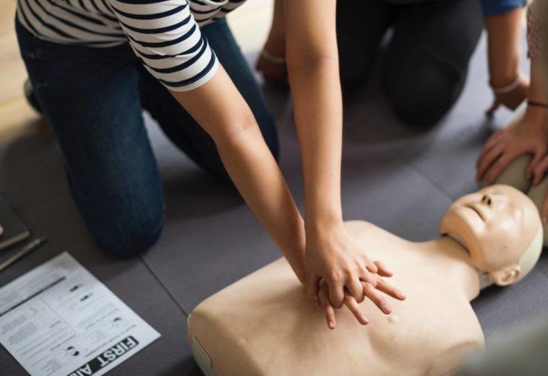 les gestes pour sauver une vie